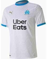 PUMA Olympique De Marseille Replica Herenjersey - Wit