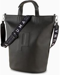 PUMA Sense Shopper Bag - Black