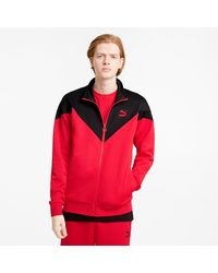 PUMA Iconic Mcs Trainingsjack Heren - Rood