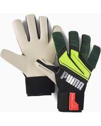 PUMA Ultra Grip 1 Hybrid Pro Goalkeeper Gloves - Multicolor