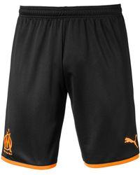PUMA Shorts Replica Olympique de Marseille - Nero