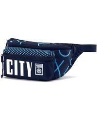 PUMA Man City Heuptas - Blauw