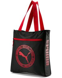 PUMA Boroughs Tote Bag - Red