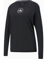 PUMA CLD9 T-Shirt Für - Schwarz