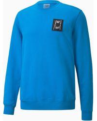 PUMA - Pivot Special Crewneck Sweatshirt - Lyst