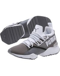 PUMA - Muse Maia Smet Women's Sneakers - Lyst