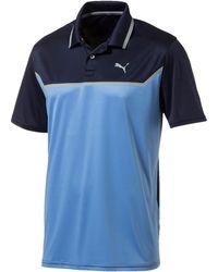 PUMA - Golf Men's Bonded Tech Polo - Lyst