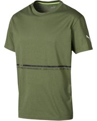 PUMA Energy Triblend T-Shirt - Grün