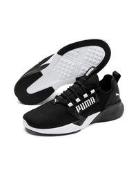 PUMA Training Retaliate - Baskets - Noir