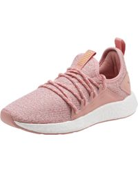 PUMA - Nrgy Neko Knit Women's Running Shoes - Lyst