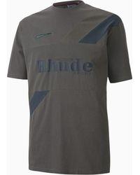 PUMA X RHUDE T-Shirt - Schwarz