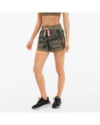 PUMA X FIRST MILE Running Gewebte Shorts - Grün