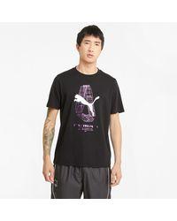 PUMA Avenir T-Shirt - Schwarz