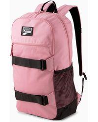 PUMA Deck Rucksack - Pink