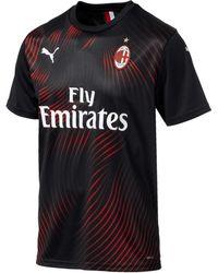 PUMA AC Milan Replica Ausweichtrikot - Schwarz