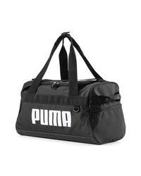 PUMA Challenger Trainingstasche - Schwarz