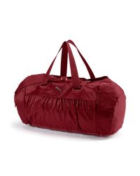 PUMA Active Training Sports Duffle Tasche - Rot