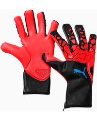 PUMA Future Grip 19.1 Goalkeeper Gloves - Red