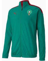 PUMA Morocco Stadium Voetbaljack Heren - Groen