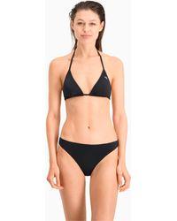 PUMA Swim Klassische Bikinihose - Schwarz