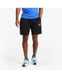 PUMA Shorts King - Negro