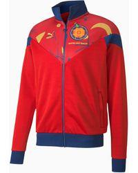 PUMA - Spanien Trainingsjacke - Lyst