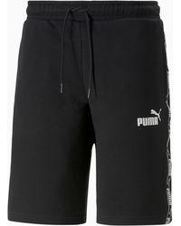"PUMA Shorts Tape Tr 10"" - Negro"