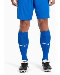 PUMA Liga-voetbalsokken - Blauw
