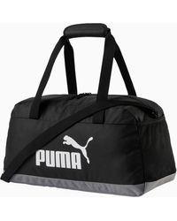 PUMA Phase Sporttasche - Schwarz