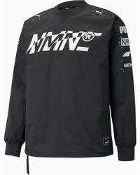 PUMA - X NEMEN Tech Sweatshirt mit Rundhalsausschnitt - Lyst