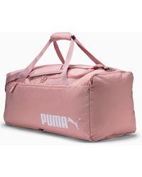 PUMA Borsone sportivo Fundamentals N. 2 medio - Rosa