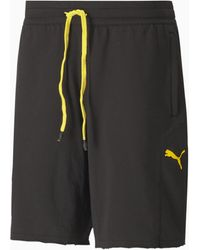 PUMA X Gold's Gym Knitted Drycell Trainingsshort - Zwart