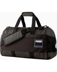 PUMA Medium Gym Sporttasche - Schwarz