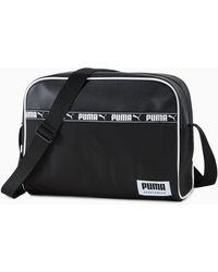 PUMA Campus Reporter Bag - Black