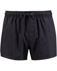 PUMA Short Length Zwemshort - Zwart