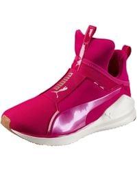 8eabf7490e16 PUMA - Fierce Velvet Rope Women s Training Shoes - Lyst