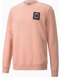 PUMA - Pivot Special Sweatshirt mit Rundhalsausschnitt - Lyst