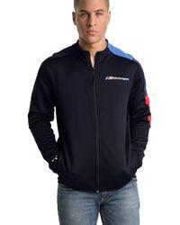 PUMA Bmw M Motorsport T7 Track Jacket - Blauw