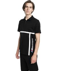 0935db59 PUMA Bmw Motorsport Men's Polo Shirt in Gray for Men - Lyst