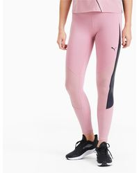 PUMA Leggings da training Pearl - Multicolore
