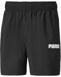 PUMA Essentials Gewebte Shorts - Schwarz
