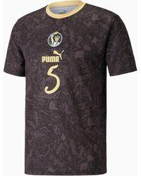 PUMA Camiseta de Fútbol x Copa90 - Negro