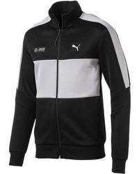 56d3d2fa92a0 PUMA - Mercedes Amg Petronas Men s T7 Track Jacket - Lyst