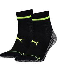 PUMA Performance Traction-sokken - Zwart