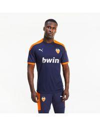 PUMA Valencia Cf Trainingsshirt - Blauw