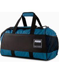 PUMA Medium Gym Sporttasche - Blau