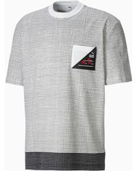 PUMA - X MICHAEL LAU Pocket T-Shirt - Lyst