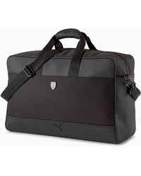 PUMA Scuderia Ferrari Sptwr Weekender Bag - Black
