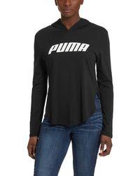 PUMA - Modern Sports Light Cover Up - Lyst