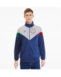 PUMA Italien Trainingsjacke - Blau